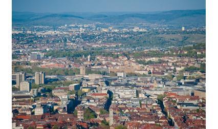 Изглед от Щутгарт