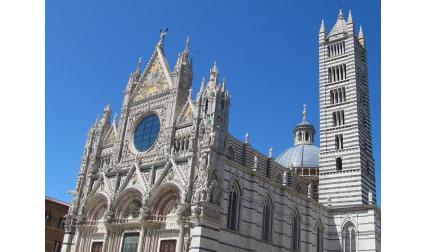 Катедралата в Сиена, Италия