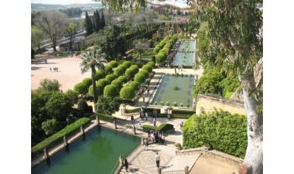 Алкасар - крепост на християнските крале - Кордоба