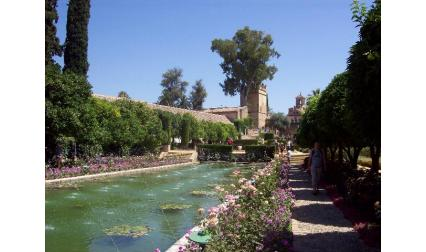 Градините на Алкасар - Кордоба