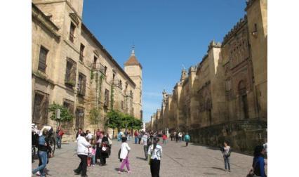 Улица в Кордоба