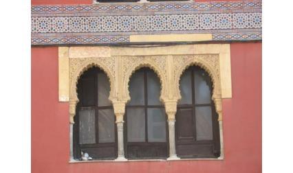 Кордоба - прозорци