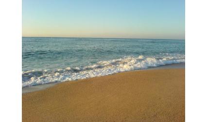 Плажът на Коста Брава