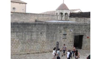 Крепост в Жирона