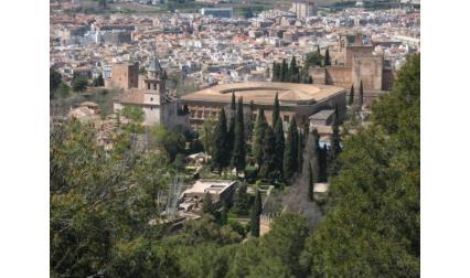Гранада - Аламбра(Алхамбра)