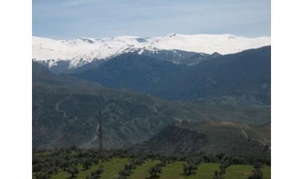 Планината над Гранада