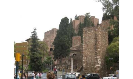 Малага - крепост