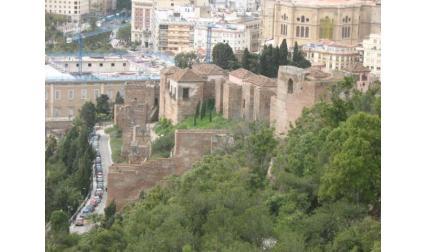 Малага - стара крепост