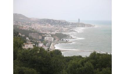 Крайбрежието на Малага