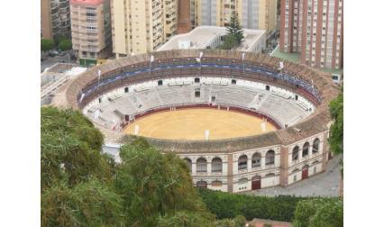 Арената в Малага