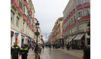 Малага - улица
