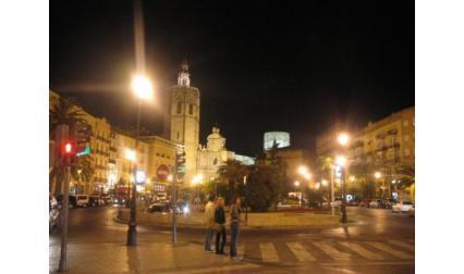Валенсия - Площад