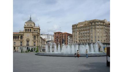 Валядолид - площад