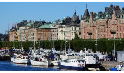 Стокхолм, Швеция