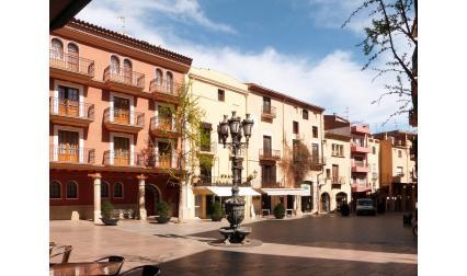 Изглед от Тарагона, Испания