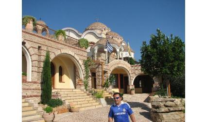 Тасос - манастир Архангел  Михайл