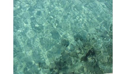 Тасос - кристалната вода на Егейско море