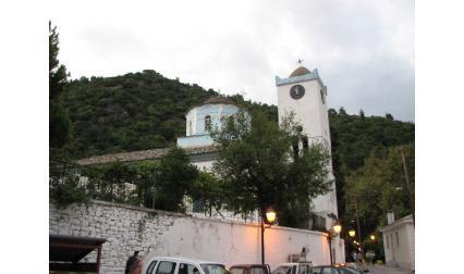 Панагя - църква
