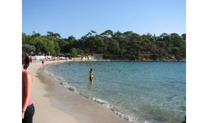 Залив Алики - Тасос