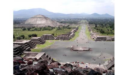 Мексико - Теночтитлан