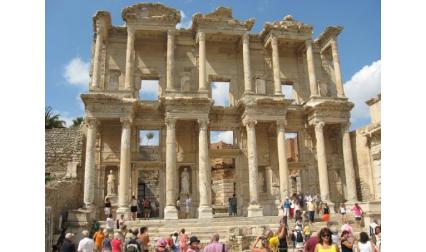 Ефес - библиотеката