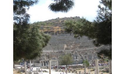 Ефес - античен театър
