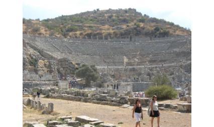 Античният театър в Ефес