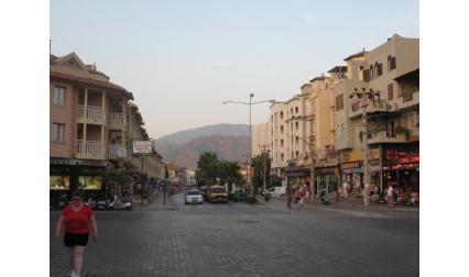 Мармарис - улица