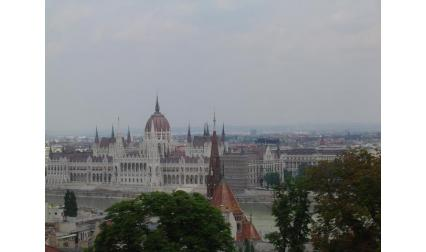 Будапеща - унгарският парламент