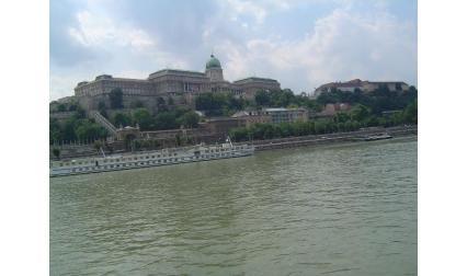 Будапеща - река Дунав