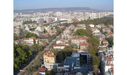Изглед от Варна, България