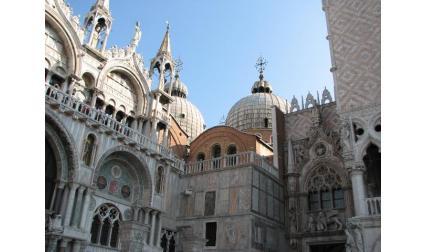 Църква Сан Марко и двореца на Дожите
