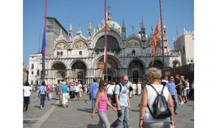 Венеция - базилика Сан Марко