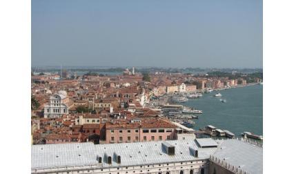 Венеция - изглед отгоре