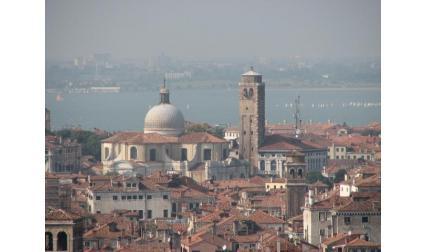Венеция - изглед от горе