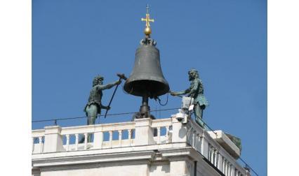 Маврите на часовниковата кула във Венеция