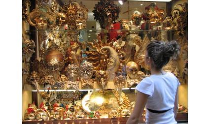Венеция - магазин за сувенири