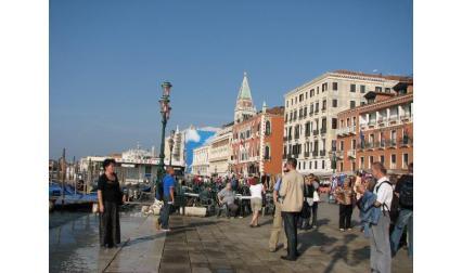 Венеция - крайбрежна алея