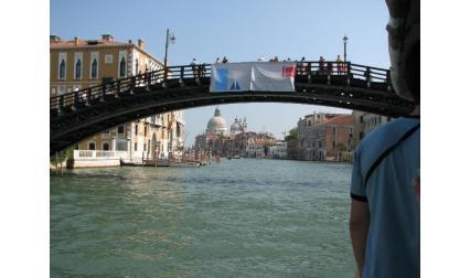 Мост на Канале гранде