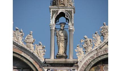 Статия на църква Сан Марко - Венеция