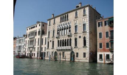 Сгради по Големия канал във Венеция