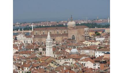 Църква Св. Петър и Павел - Венеция - изглед