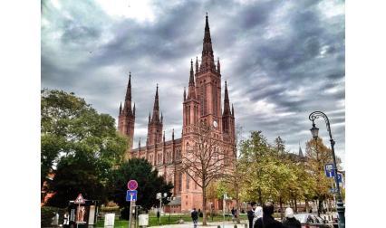 Катедралата на Висбаден, Германия