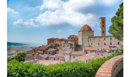 Изглед от Волтера, Италия