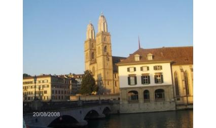 Църква в Цюрих