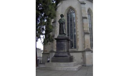 Паметник в Цюрих