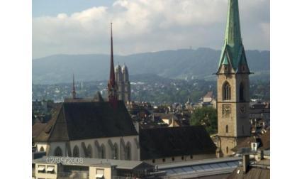 Изглед от Цюрих
