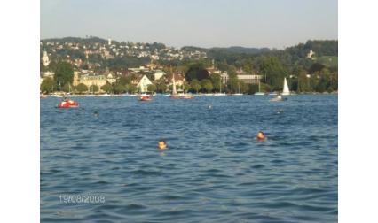 Езерото Цюрих