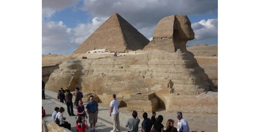 Топ 10 забележителности на Египет
