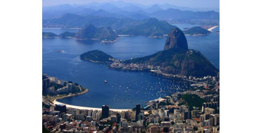 Откриване на Летните олимпийски игри 2016